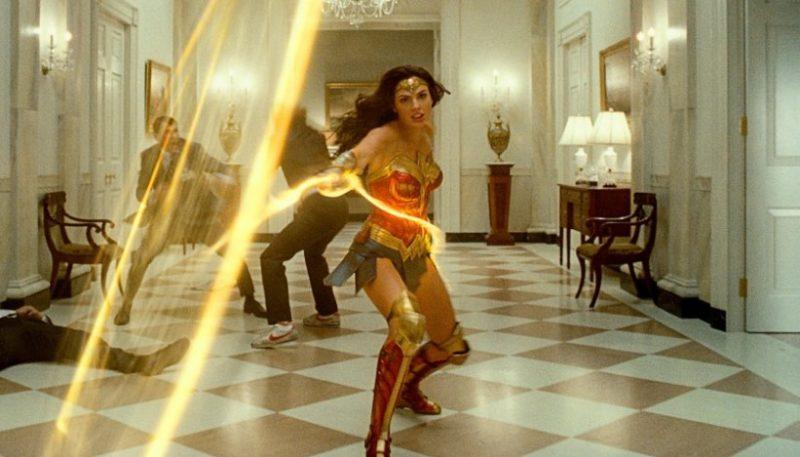 Il mondo dell'animazione va avanti, Wonder Woman non si ferma