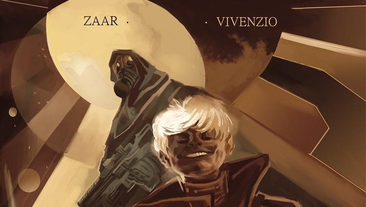 RUM Studio presenta: Spiack #1 (Vivenzio, Zaar)