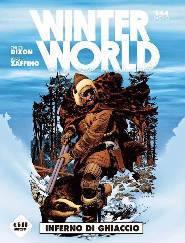 Chuck Dixon e Jorge Zaffino – WinterWorld