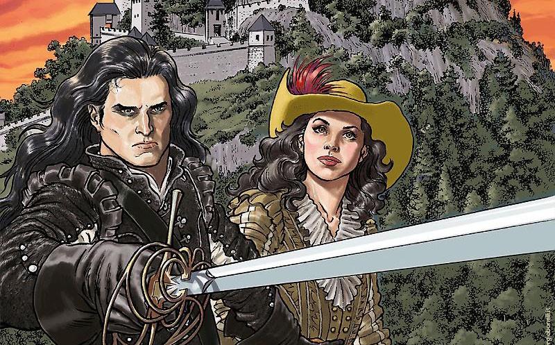 Dampyr #241 – Il cavaliere di Roccabruna (Boselli, Majo, Vattani)