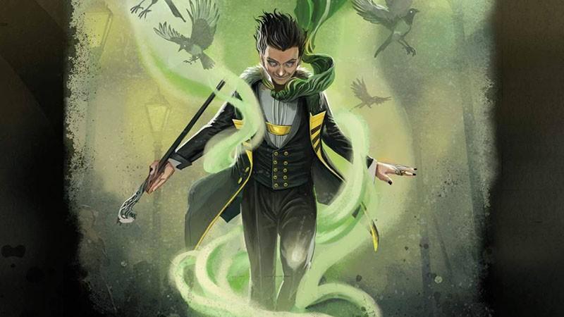 Loki (Mackenzi Lee)