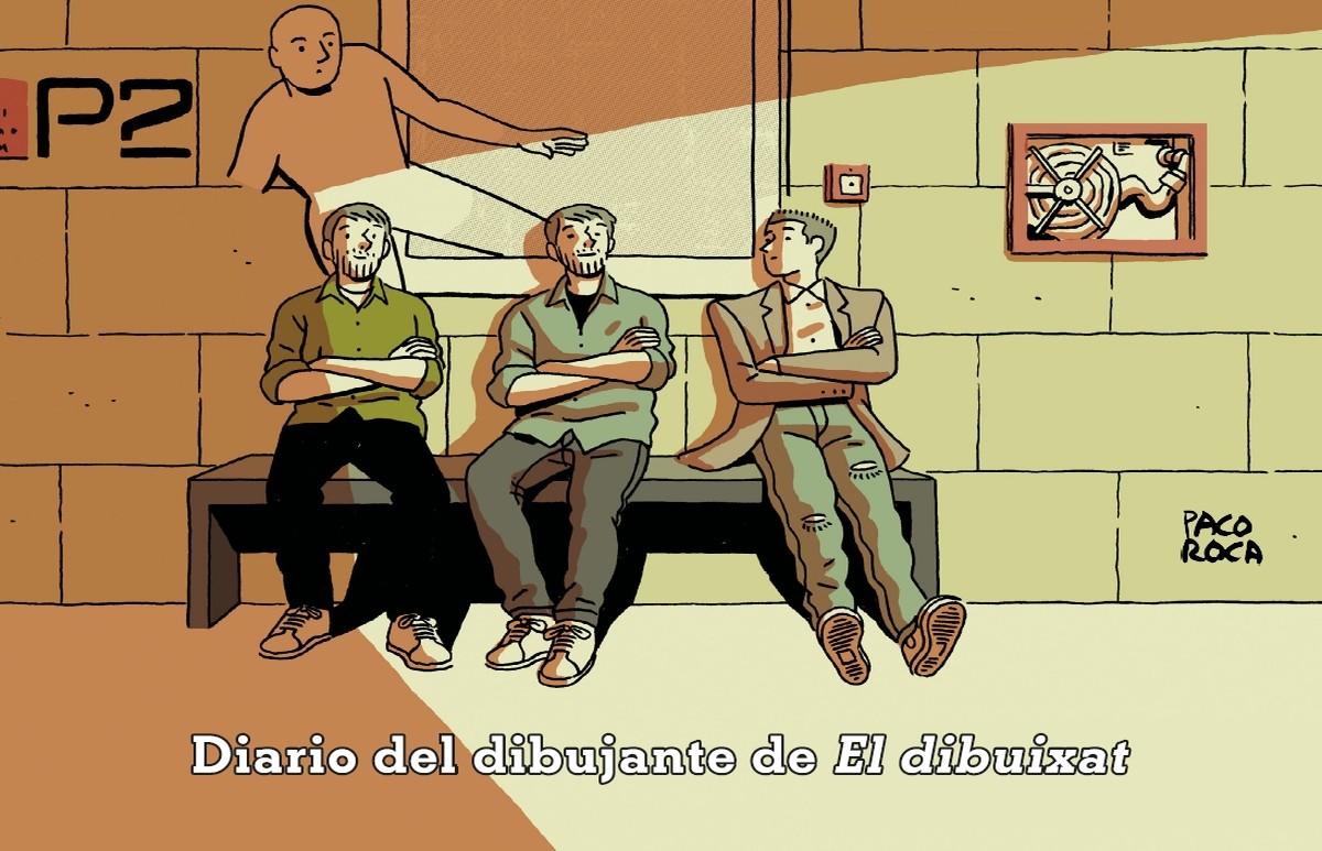 """#IoRestoACasa: il """"Diario del dibujante de El dibuixat"""" di Paco Roca"""