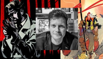 Between fantasy and horror: interview with Simon Spurrier