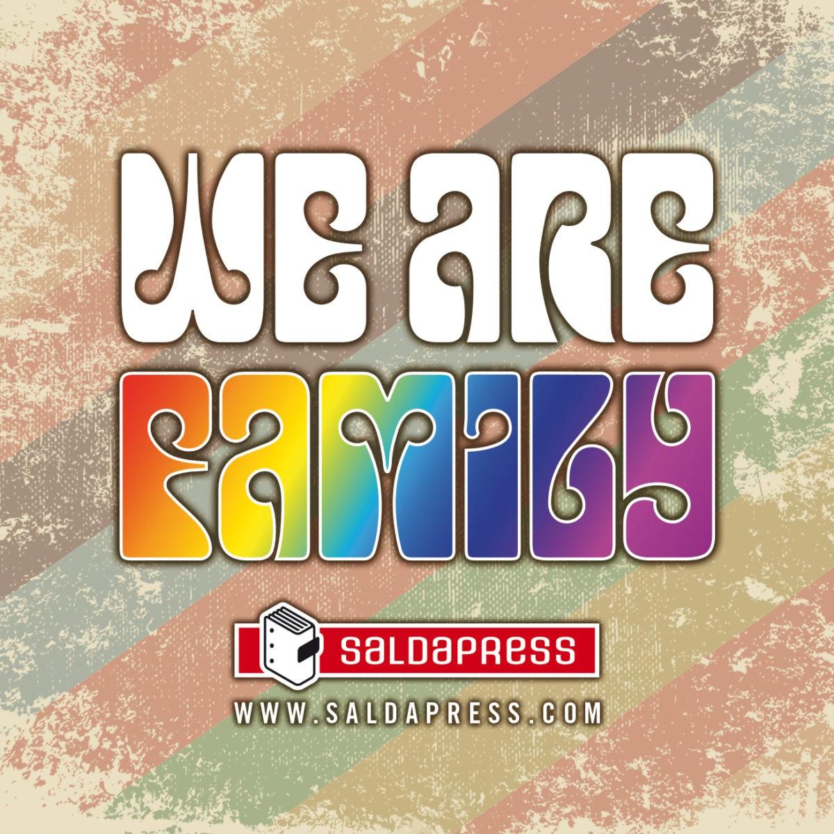 We are family: i titoli Saldapress online gratis
