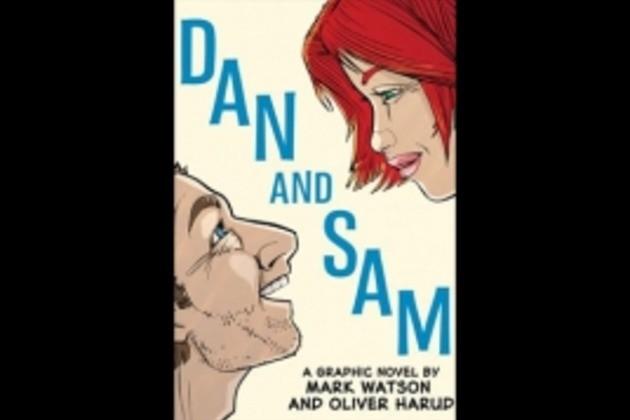 """Universal porta sul grande schermo graphic novel """"Dan and Sam"""""""