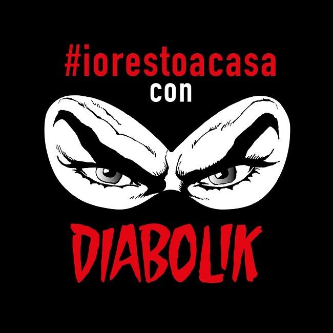 DIABOLIK RESTA A CASA: nuove letture gratis