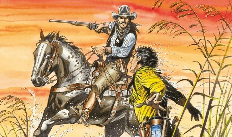 Tex Willer #18 – L'Agente Federale (Boselli, Rubini)