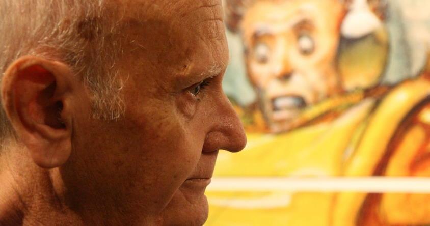 È morto l'artista argentino Juan Gimenez
