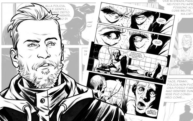 Il 5° episodio della serie horror di Bugs Comics permette di riflettere sulla strada espressiva presa da Samuel Stern: l'ennesimo bonellide o qualcosa di più?