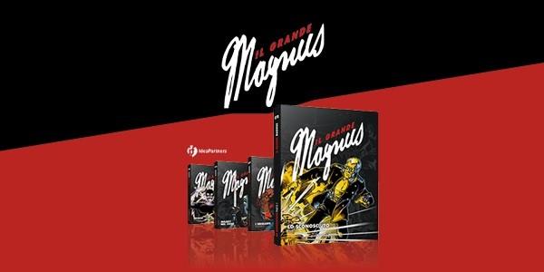 """""""Il Grande Magnus"""" con Gazzetta dello Sport"""