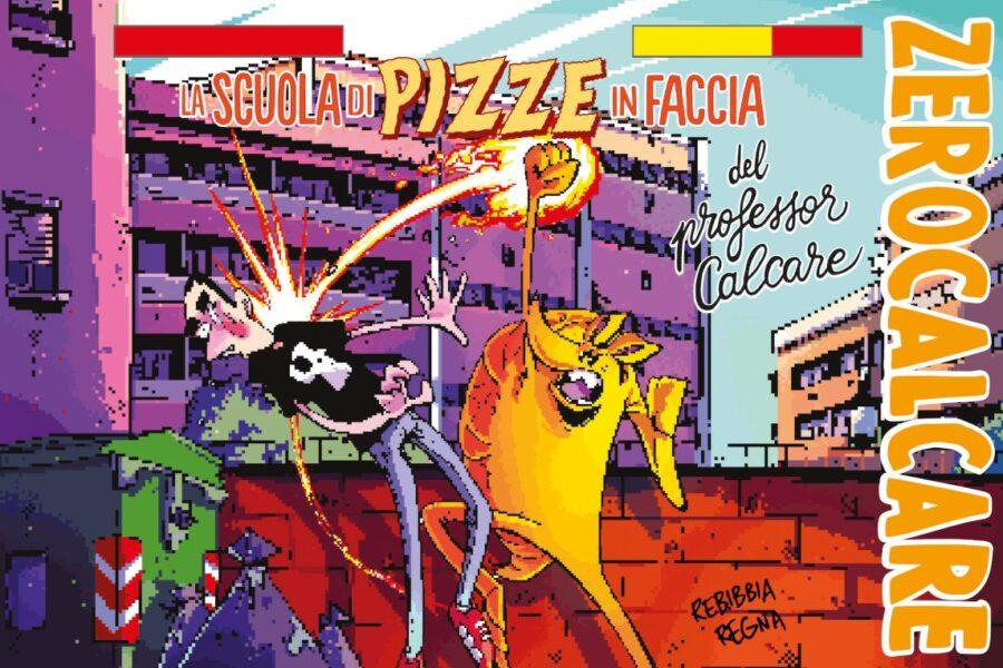 Lo zen e l'arte di prendere pizze in faccia secondo Zerocalcare