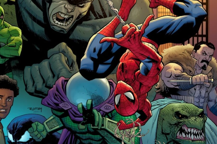 Amazing Spider-Man Vol. 1 – Ritorno alle origini (Spencer, Ottley)