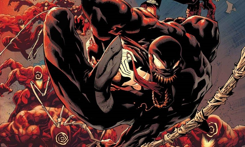Absolute Carnage #1-3 (Cates, Stegman)