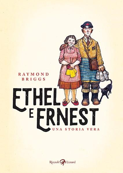 Rizzoli Lizard pubblica Ethel e Ernest di Raymond Briggs