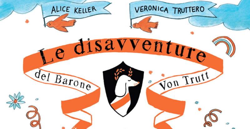 """Anteprima: """"Le disavventure del Barone Von Trutt"""" da Sinnos"""