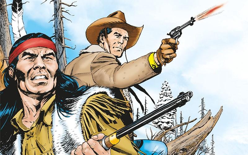 Maxi Tex #26: il western secondo Pasquale Ruju