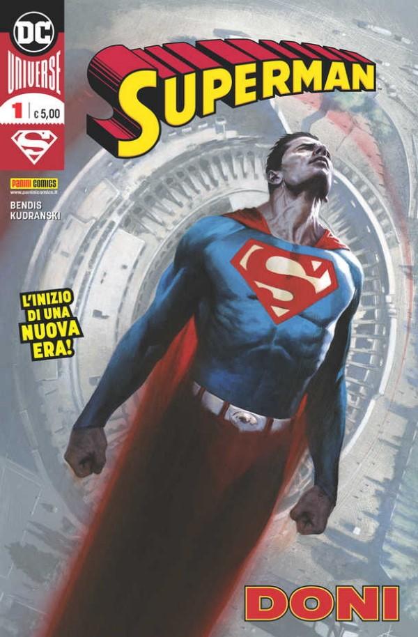 Superman_Dell'Otto_Cover