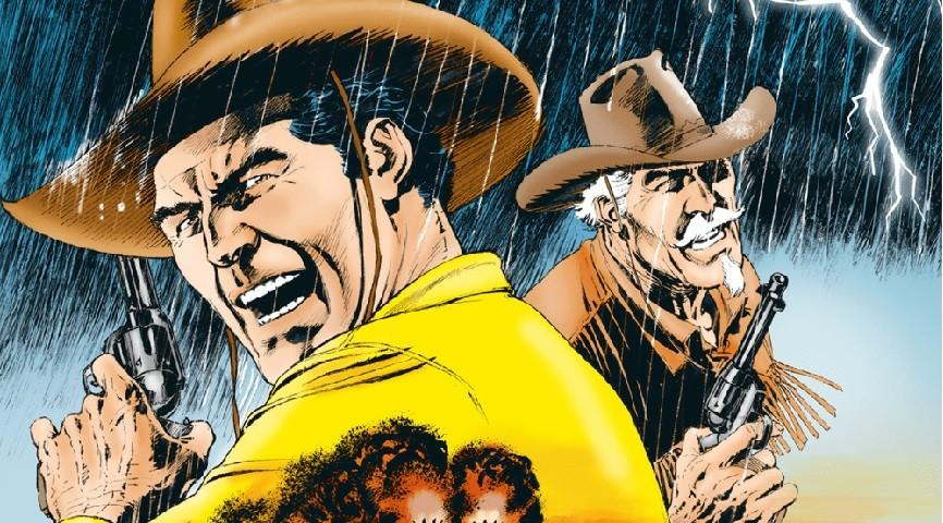 """Tex #715 – L'odissea della """"Belle Star"""" (Nizzi, Mastantuono)"""