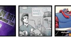 Nella rete del fumetto: Maggio 2020, Black Mirror edition.