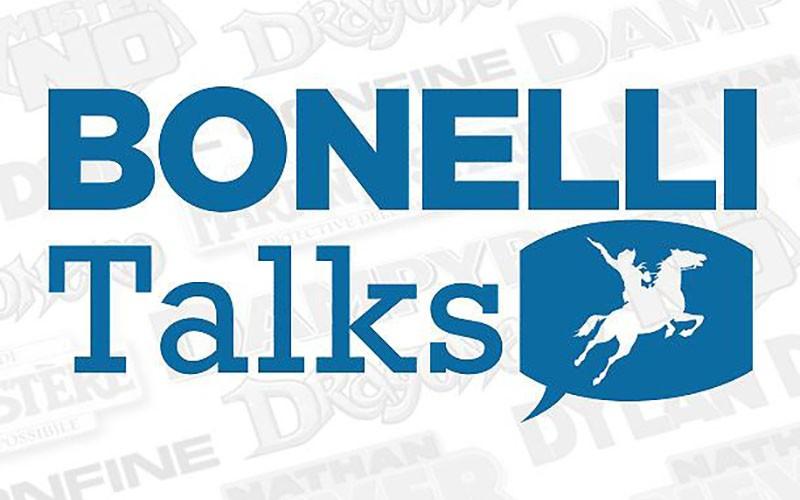 """Debutta """"Bonelli Talks"""""""