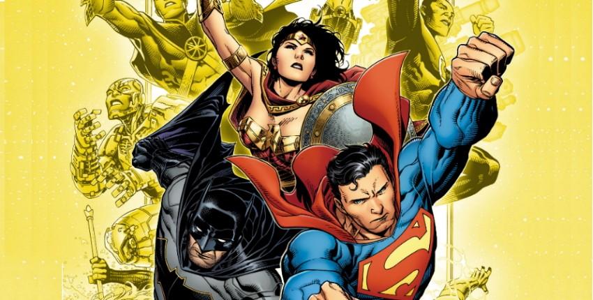 Dal 4 giugno al via le serie DC da Panini Comics