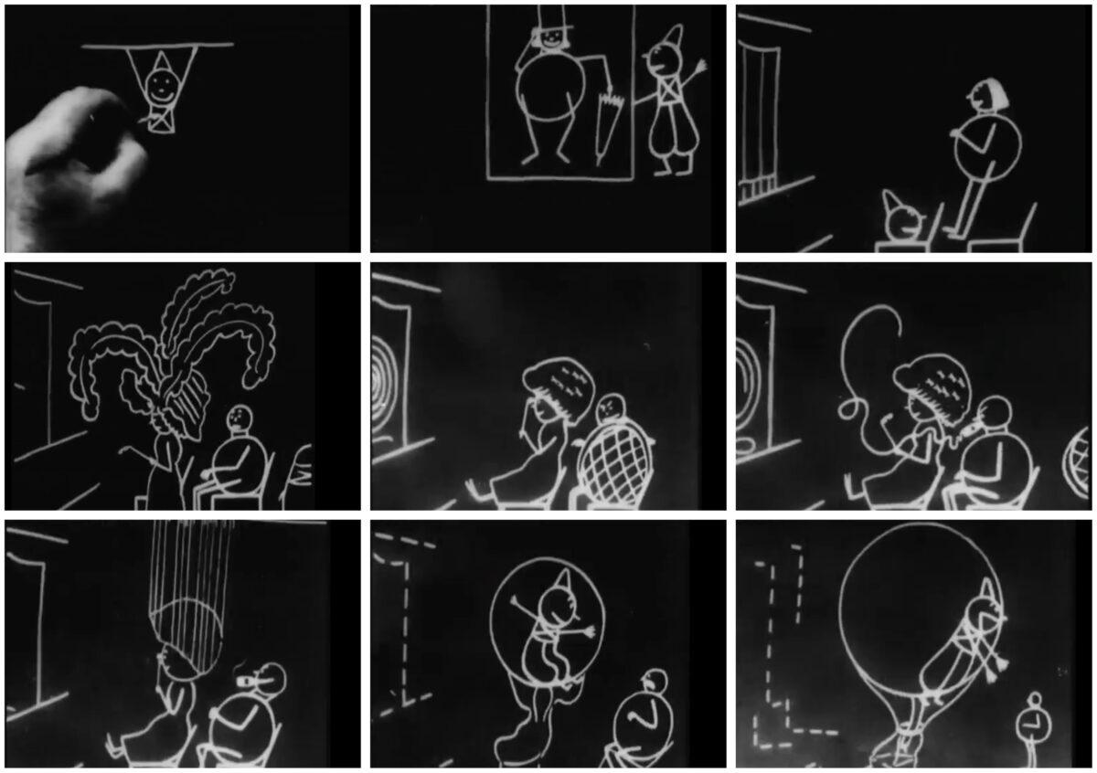 Eppur si muovono! – Émile Cohl e la nascita dell'animazione