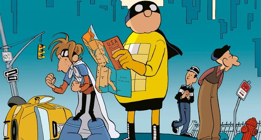 Il più fumettistico dei supereroi: Imbattibile