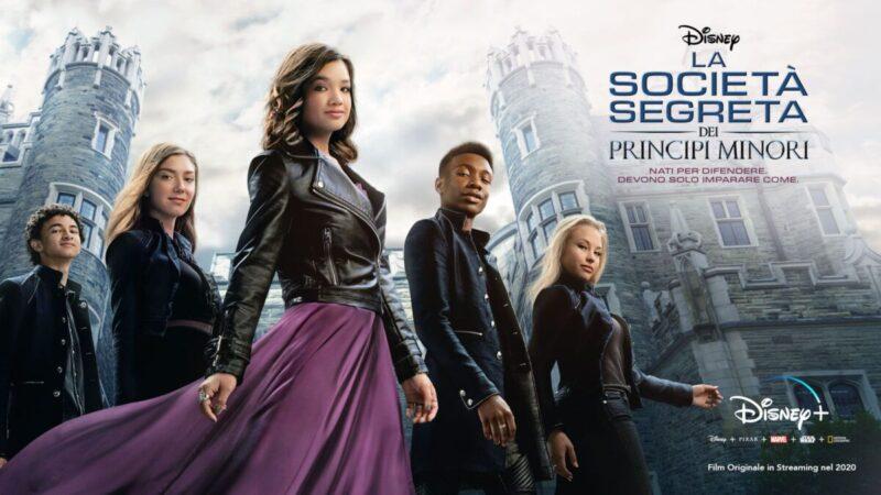 La società Segreta dei Principi Minori prossimamente su Disney+