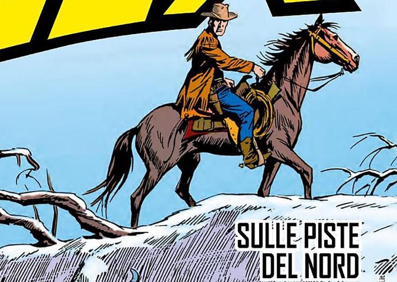 """SBE presenta """"Tex – Sulle piste del Nord"""""""