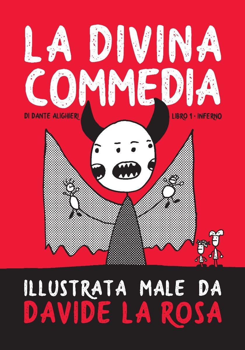 Da Fumetti di Cane: La Divina Commedia – Inferno di Davide La Rosa