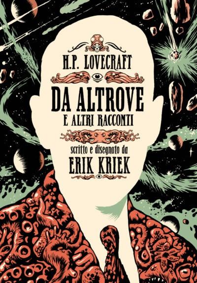"""Nuova edizione per """"H.P. Lovecraft – Da altrove e altri racconti"""""""