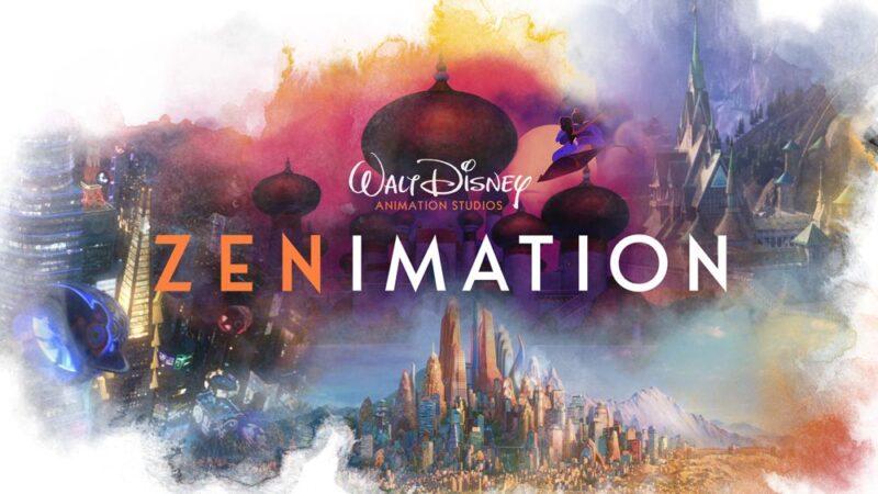 Disney+: Zenimation, la nuova serie di corti animati da oggi sulla piattaforma