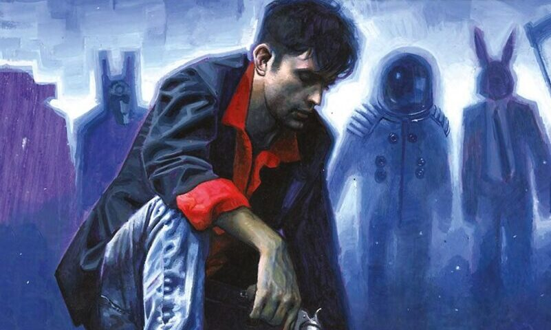 Morgan Lost & Dylan Dog: il lungo incontro fra thriller e incubo