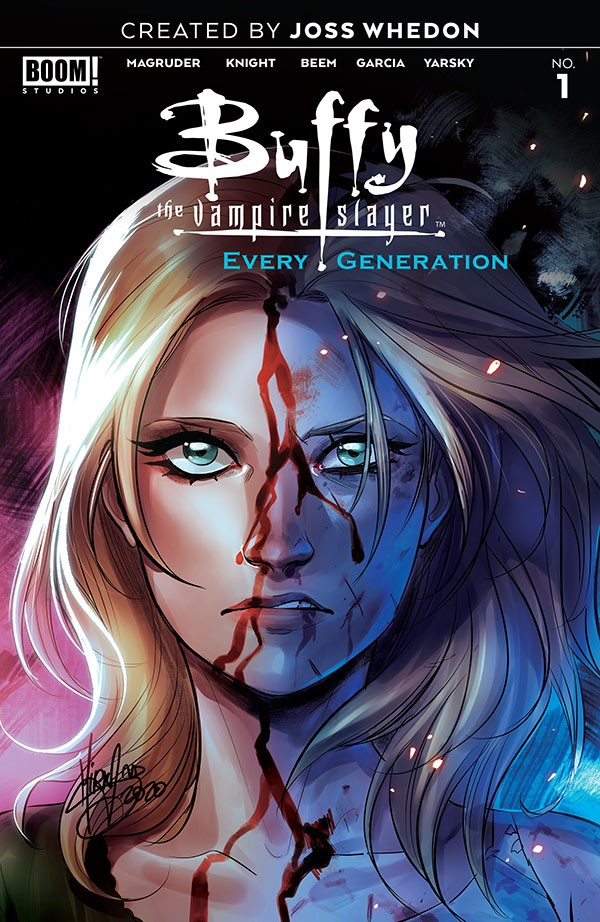 Buffy the Vampire Slayer - Every Generation