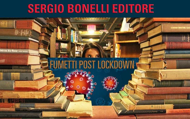 Fumetti post Lockdown: come riparte l'editoria secondo Bonelli