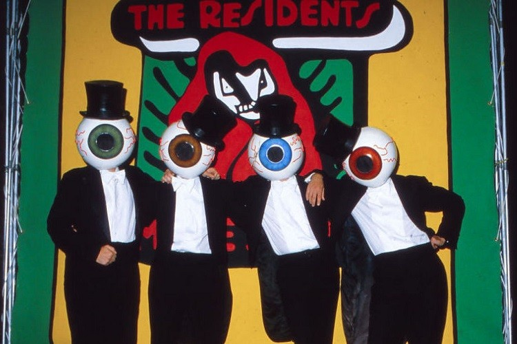 Thee Residents Portrait