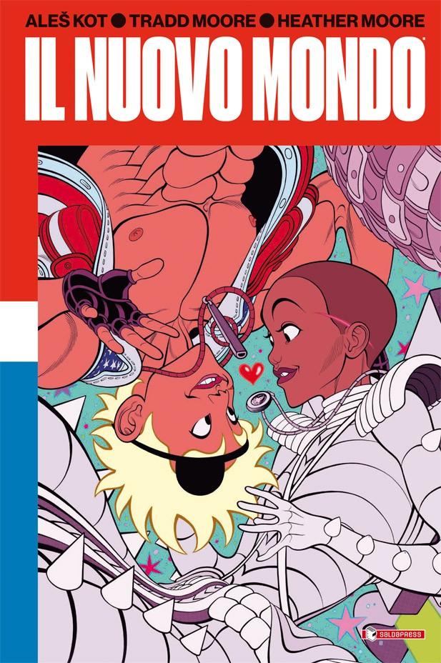 Il Nuovo Mondo di Aleš Kot e Tradd Moore esce il 18 giugno