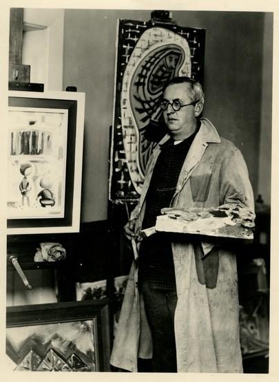 Josef Capek all'opera