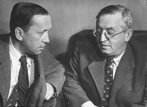 Karel e Josef Capek - i due fratelli