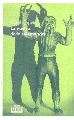 La guerra delle Salamandre di Karel Capek - che ha ispirato la copertina del numero 1
