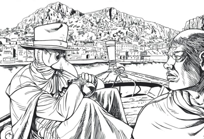 Leggende Napoletane raccontate a fumetti