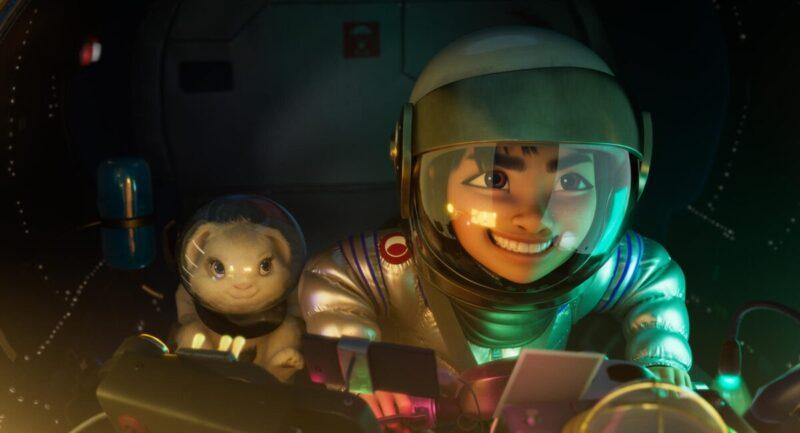 Over the Moon – Il fantastico mondo di Lunaria: Il trailer del film animato Netflix