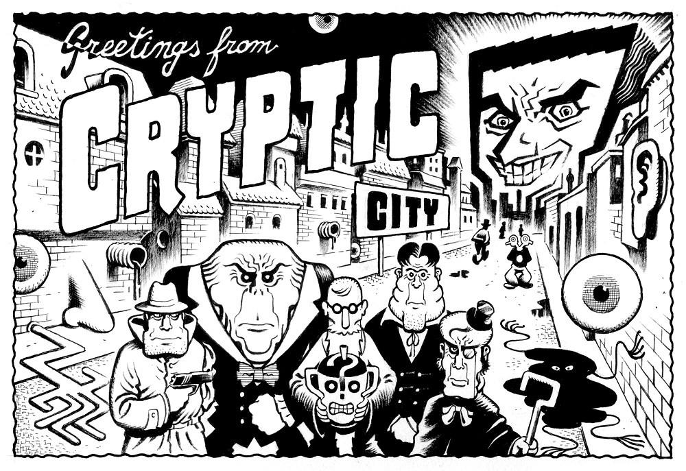 Omaggio alla Cryptic Corporation