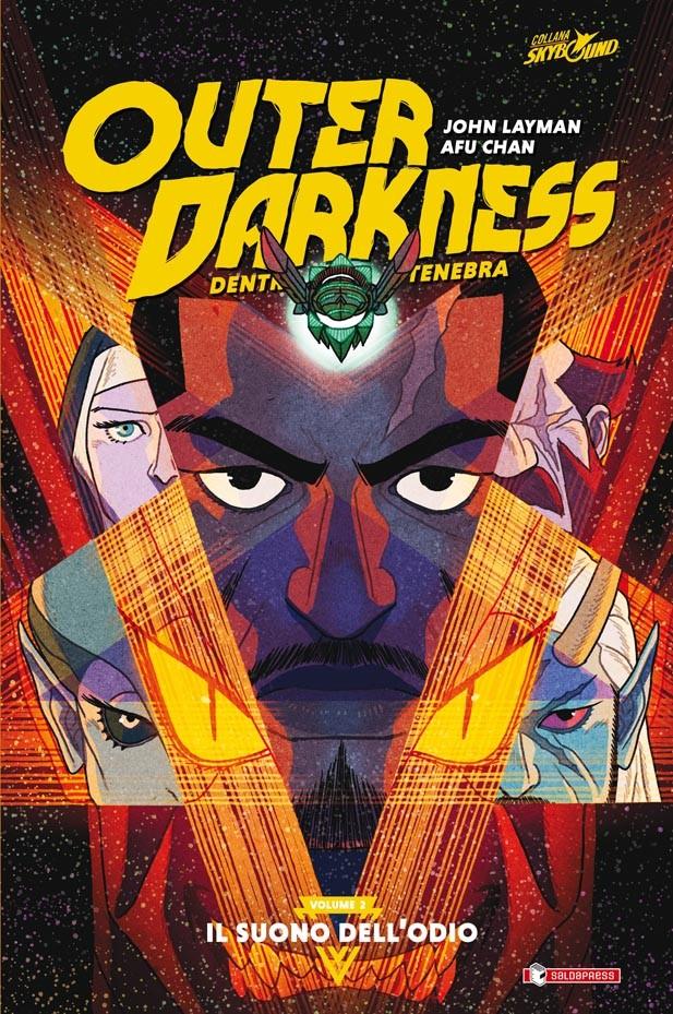 E' uscito il secondo volume di Outer Darkness