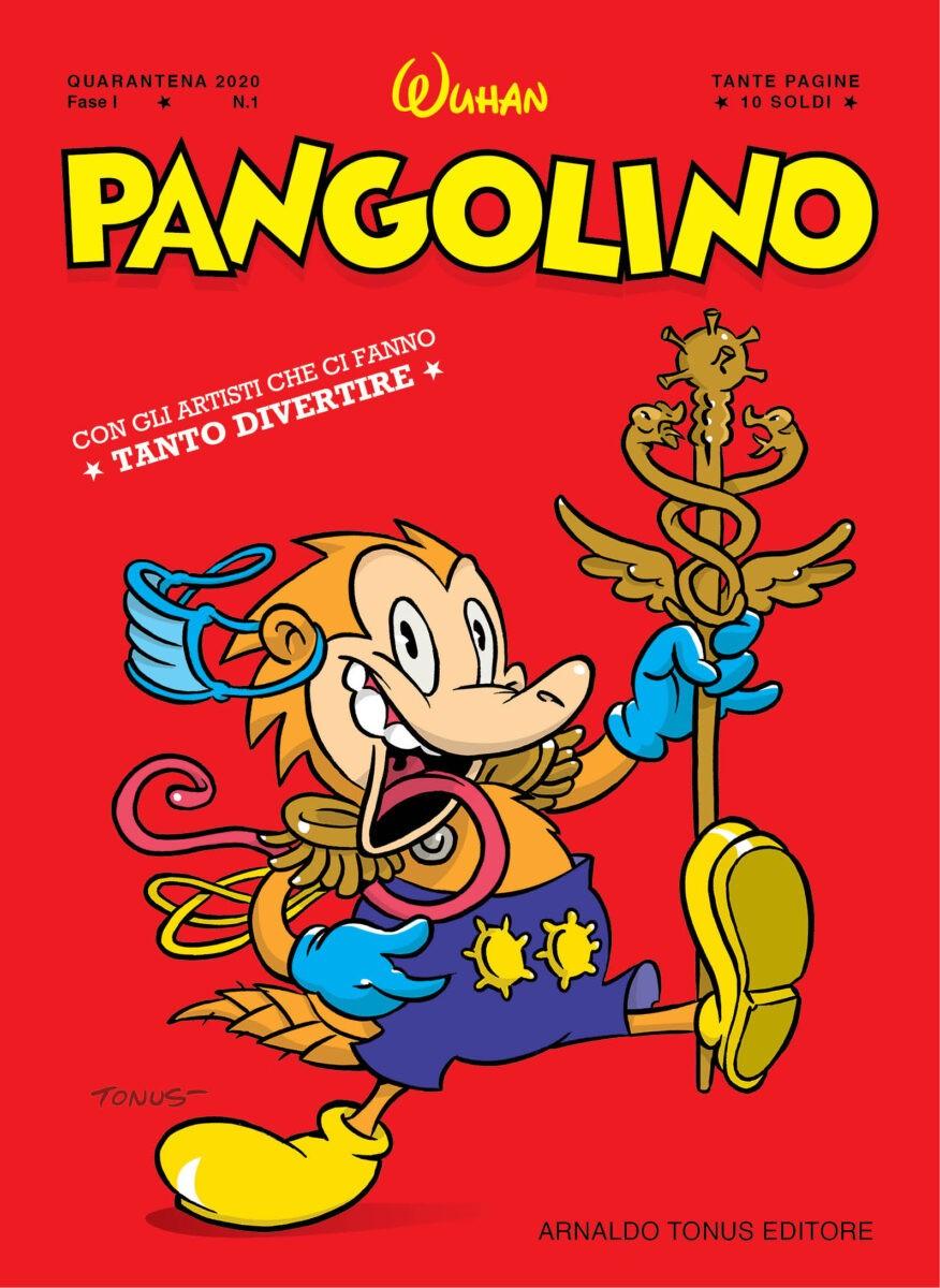 PANGOLINO_1 DI COPERTINA