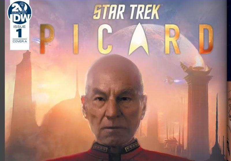 Star Trek: Picard – Countdown, conto alla rovescia per i romulani