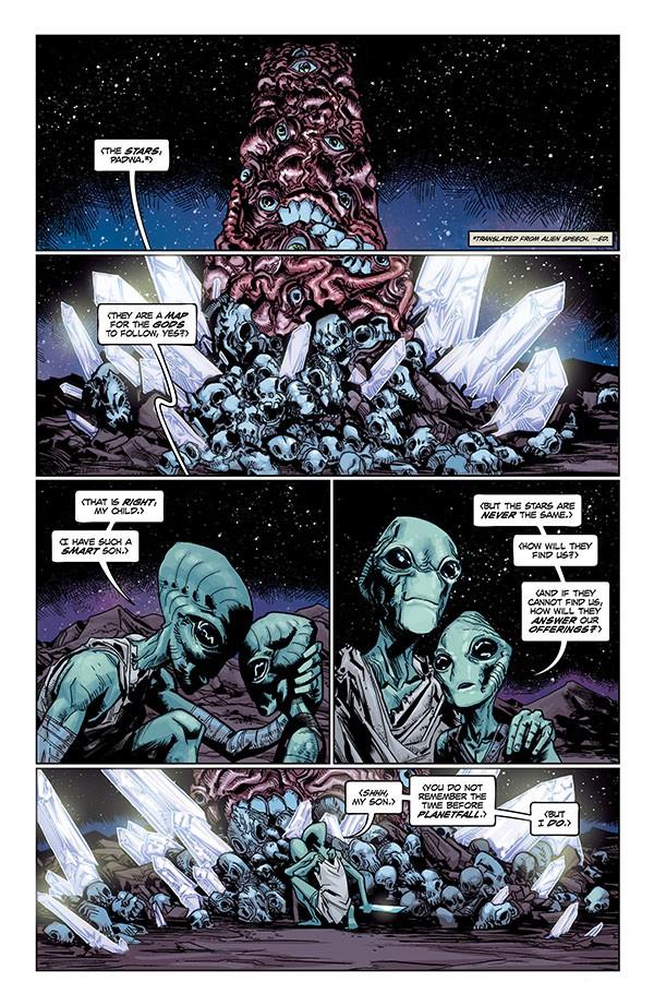 Rogue Planet 001-002