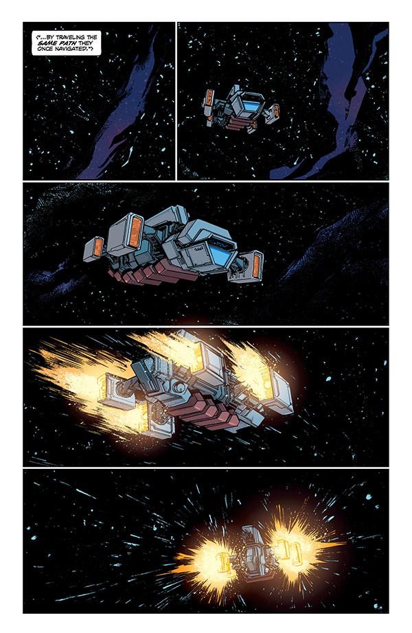 Rogue Planet 001-004