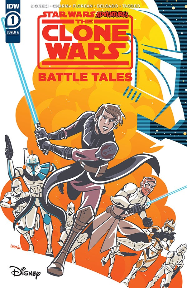 Star Wars Adventures - Clone Wars 1