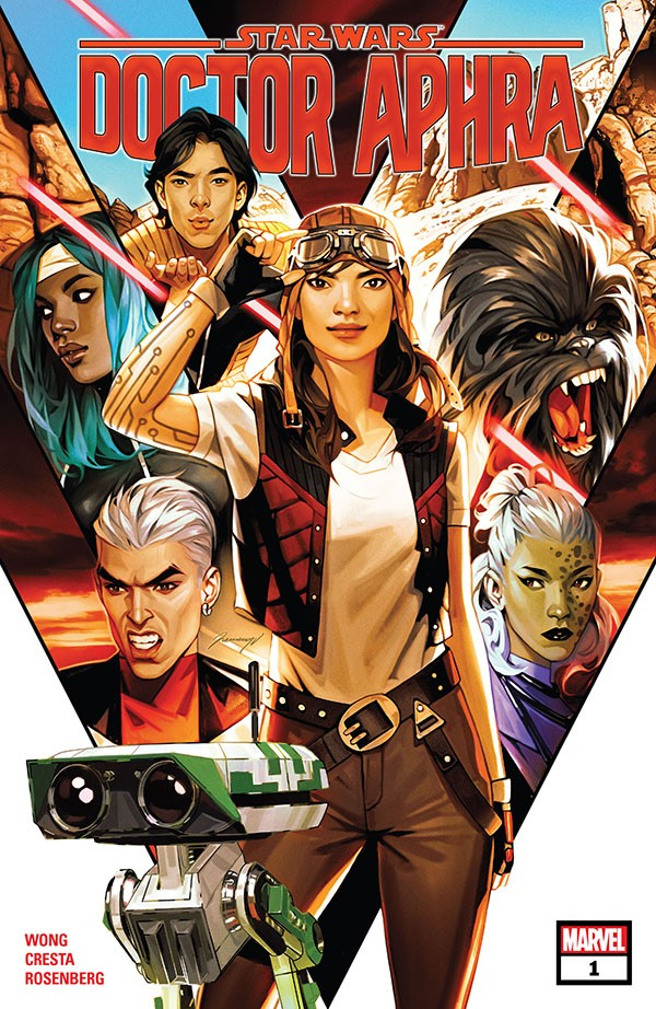 Star Wars - Doctor Aphra 1